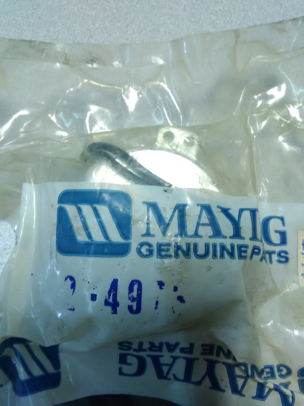 Primary image for Maytag Genuine Factory Part #2-4973 Timer Motor