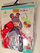 NIP Disney Disguise Baby Minnie Mouse Deluxe Costume Infant sz 6 12 mos Ret $32 - $23.09