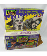 Vintage Creepy Crawlers Board Game & Workshop Magic Maker w/ Box 2 Plates - $41.13