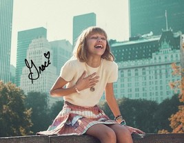 Grace Vanderwaal Signed Poster Photo 8X10 Rp Autographed Perfectly Imperfect * - $19.99
