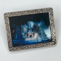 Disney WDI Haunted Mansion Night Silver Tone Frame LE 300 - $74.25