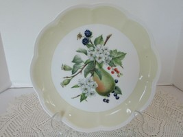 "Lenox Orchard In Bloom Pear Blossom By Catherine Mcclung Luncheon Plate 9"" - $14.80"