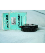 Minolta MD - AF Lens Mount Adaptor - Nice- Use Minolta MD Lenses on Sony DSLR - $15.00