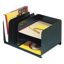 SteelMaster Vertical/Horizontal Combo Organizer, Six Sections, Steel, 15... - $47.57