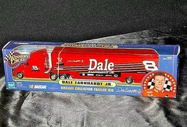Red Dale Earnhardt Jr. Die-Cast Collector Trailer Rig  Hasbro AA19-NC8001 image 1