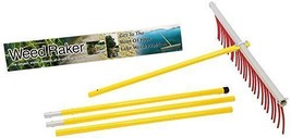 Weed Raker by Jenlis & Grass Removal Tool for Lakes Ponds Beaches Other ... - $161.74