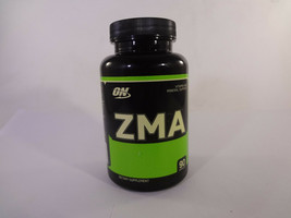 Optimum Nutrition ZMA Vitamin and Mineral Support 90 Capsules {VS_O} - $18.70