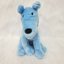 "11"" Kohls Mac Blue Dog Plush Clifford The Big Red Dog Stuffed Animal Toy B219 - $12.97"