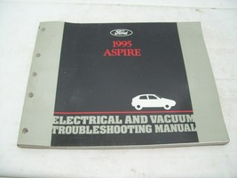 1995 Ford Aspire Electrical and Vacuum Trouble Shooting Service Manual  - $9.89