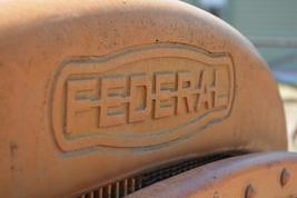 Old Heritage Vintage Federal Truck Logo Decal Icon Symbol Digital Art Ph... - $2.00