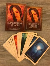 Magdalene Oracle Cards by Toni Carmine Salerno Tarot & Guide Book - $17.99