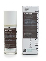 KORRES DEODORANT 48hr ROLL ON PRΟTECTION with ORGANIC EQUISETUM 30ml - $14.90