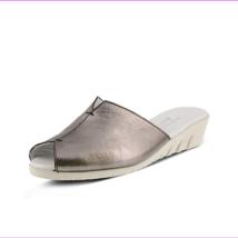 Spring Step Dejen Slide Sandals Pewter, Size 37 EU / 6.5 US - €41,68 EUR