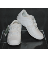 Women's Kaepa Crossover White Cheerleading Shoes Style 6367 (New) Size 4.5 - $19.99