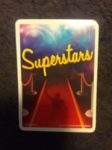 HEADS UP PARTY GAME 2015 replacement 48 SUPERSTARS CARDS game pieces parts - $5.89
