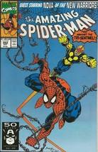 Amazing Spiderman #352 ORIGINAL Vintage 1991 Marvel Comics Nova Richard ... - $9.89
