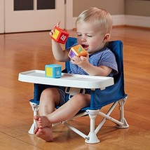 hiccapop Omniboost Travel Booster Seat with Tray for Baby | Folding Port... - $37.22