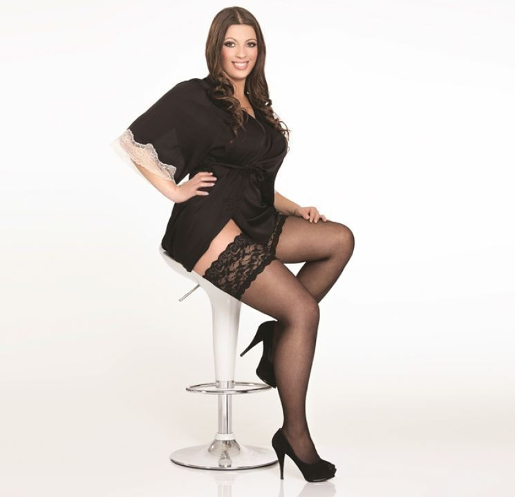 e9dd66c0a15 New Stockings Hold Ups Plus Big Large Size and 50 similar items