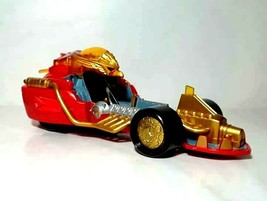 RARE 2005 Bandai Power Rangers Mystic Force Phoenix Racer Vehicle Car Lift Up  - $19.99