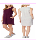 32 Degrees Cool Womens Short Sleeve Relaxed Fit Pullover Dress - $7.35+