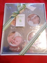 """NEW- CARTER'S """"Little Giftables"""" BABY'S FIRST Photo Frame - $9.49"""