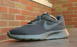 NIKE KAISHI RUNNING SHOES SZ 9.5 41 USED VGC 812655 002 VGC BLACK UNIFOR... - $34.65