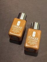 CLINIQUE LOT 2 SUPERBALANCED MAKEUP SILK SABLE 18 BROAD SPECTRUM SPF 15 ... - $9.00