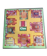 Vintage 1992 CLUE Board Game Replacement Board Only  Parker Brothers - $8.99