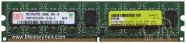 Hynix 2GB HYMP125U72CP8-Y5 PC2-5300 - $29.05