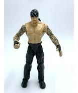 WWE Titan Tron Live The Undertaker Action Figure Destruction Inc Bandana... - $12.99