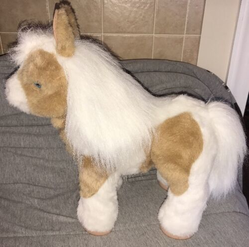 """2011 Furreal Friends Baby Butterscotch Magic Show Pony Horse Interactive 17"""""""