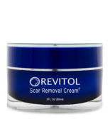 Revitol Scar Cream, All Types of Scars, All Natural Ingredients, Free Sh... - $41.99