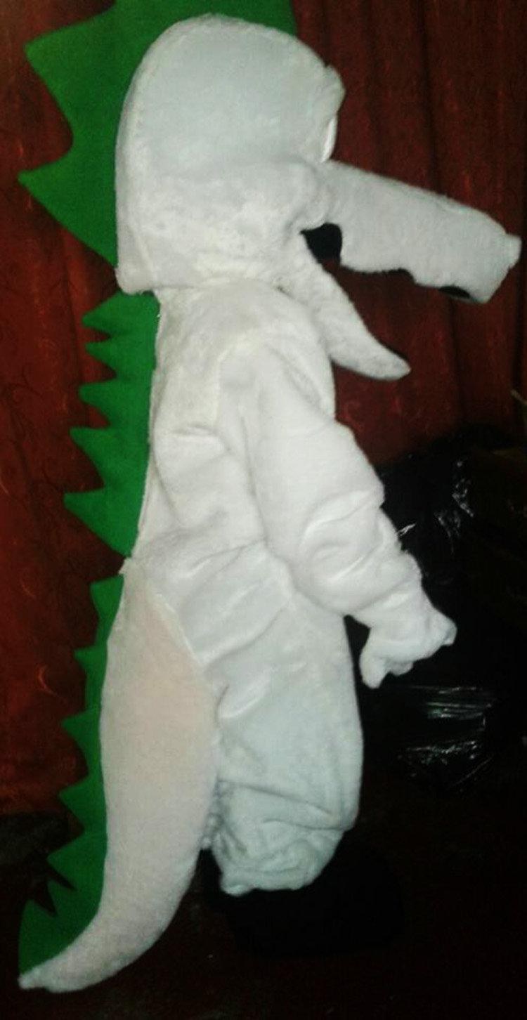Crocodile Mascot Costume Adult Costume For Sale