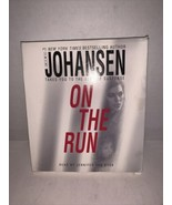 On the Run by Iris Johansen Abridged Set Of 5 CD's 2005 - $7.50