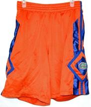 Nike Orange & Blue Florida Gators Men's Athletic Basketball Shorts Size M