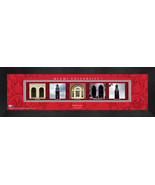 Personalized Miami University Campus Letter Art Framed Print - $39.95