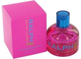 Ralph Lauren Ralph Cool Perfume 3.4 Oz Eau De Toilette Spray image 6