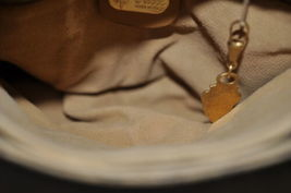 GUCCI GG Canvas Shoulder Bag Brown PVC Leather Auth sa1823 **Powder image 11
