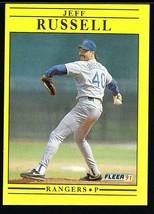 1991 Fleer Baseball #300-399 - $0.99
