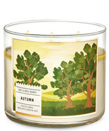 Bath & Body Works Autumn Three Wick 14.5 Ounces Scented Candle - $23.95