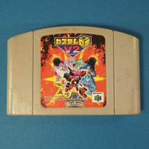 Custom Robo V2 2 (Nintendo 64 N64, 2000) Japan Import (Exclusive) - $8.34