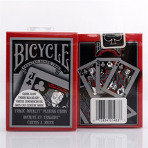 1 DECK Bicycle Tragic Royalty Standard Poker Playing Cards tragicroyalty... - $25.43