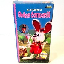 Here Comes Peter Cottontail VHS Authur Rankin Jr. Jules Bass - $4.99