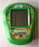 Fisher-Price Go Diego Go Memory Touch-A-Doo Electronic Handheld Travel Game - $9.49