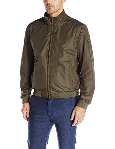 Woolrich John Rich & Bros. Men's Reversible Camou Jacket, Military Green, Large