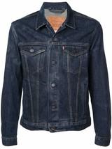 Levi's Strauss Men's Classic Cotton Button Up Denim Jean Jacket 723340309