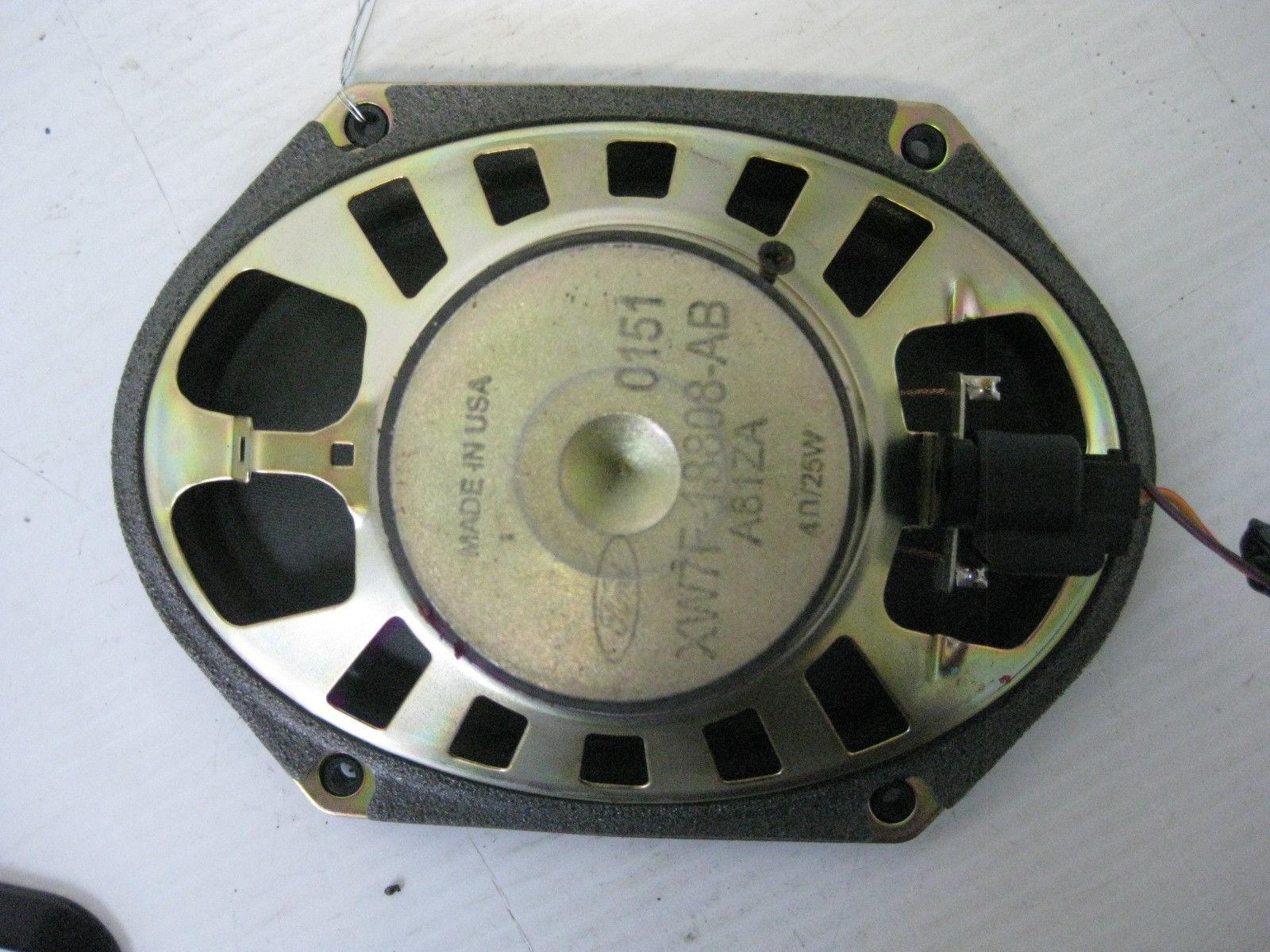 2001 Ford Explorer Sport Speaker Rear LH or RH OEM