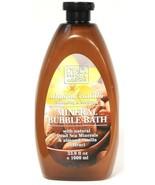 1 Ct Dead Sea Collection 33.8 Oz Almond Vanilla Balancing Mineral Bubble... - $15.99