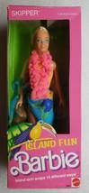 Barbie Island Fun Skipper 1987 Mattel 4064 NRFP - $29.69