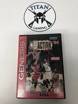NBA Action '94 (Sega Genesis, 1994) - $8.55